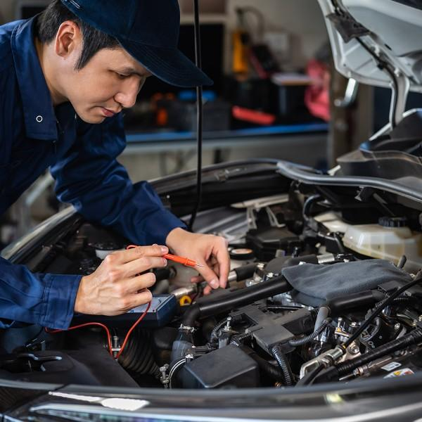 Réparation véhicule